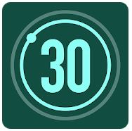 30 Tage Fitness Challenge Icon © https://play.google.com/store