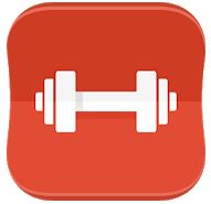 Fitness & Bodybuilding Icon © https://play.google.com/store