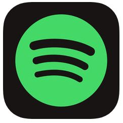 Spotify Music Icon © www.apple.com/itunes/