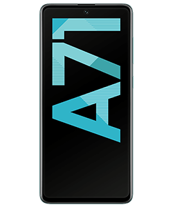 Galaxy A71 Dual SIM prism crush blue