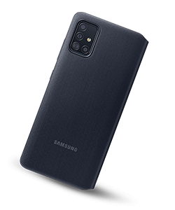 Galaxy A51 S View Wallet Cover