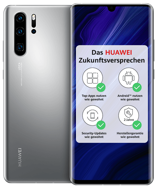 HUAWEI P30 Pro New Edition Front-Backansicht