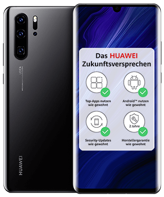 HUAWEI P30 Pro New Edition Frontansicht