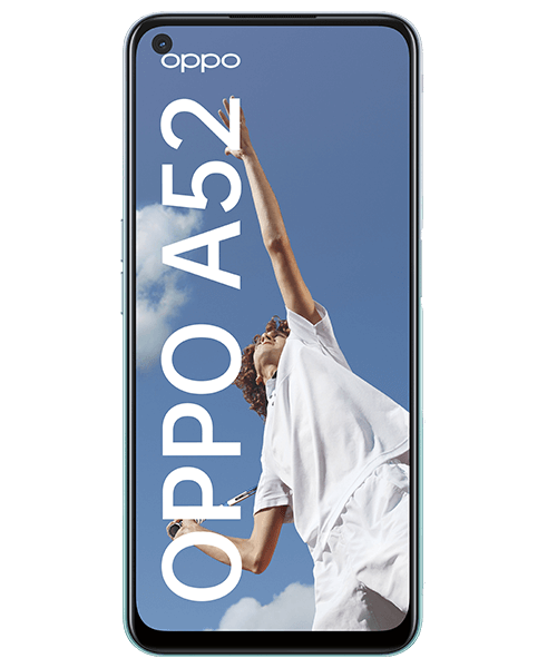 OPPO A52 Frontansicht