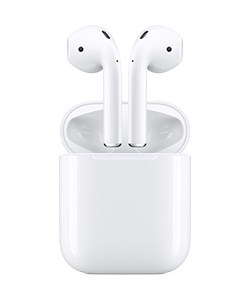 Airpods 2. Generation weiss