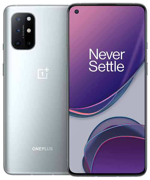 OnePlus 8T Front-Backansicht