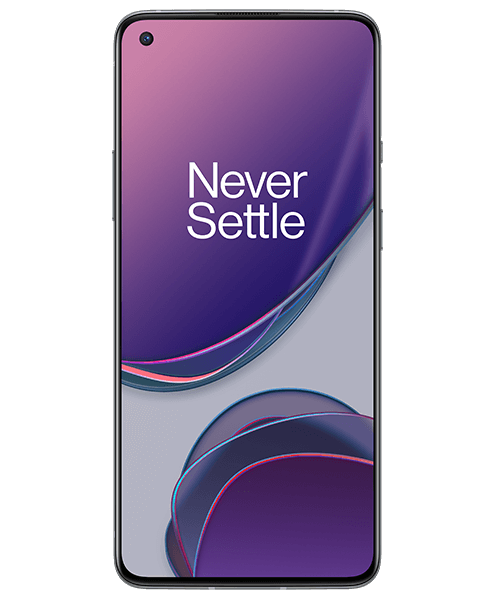 OnePlus 8T Frontansicht