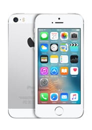 iPhone SE 16GB silber