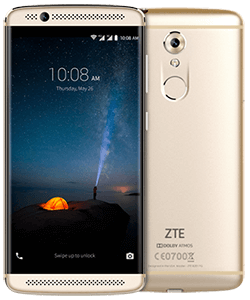 ZTE Axon 7 Mini gold mit Fan-Tarif LTE 50