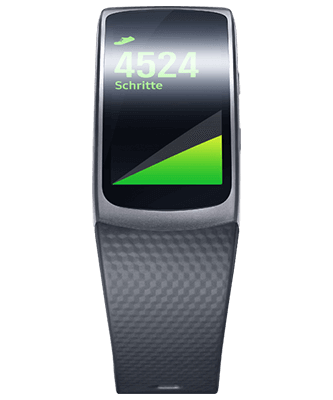 Samsung Gear Fit2 front
