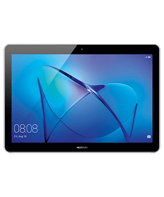 Huawei MediaPad T3 10 LTE grey Frontansicht