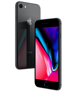 Apple iPhone 8 grau
