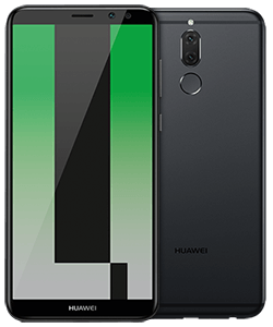 Mate 10 lite Dual SIM graphite black