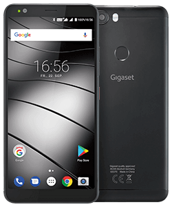 Gigaset GS370 jet black mit Fan-Tarif LTE 50