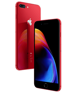 Apple iPhone 8 Plus (PRODUCT)RED
