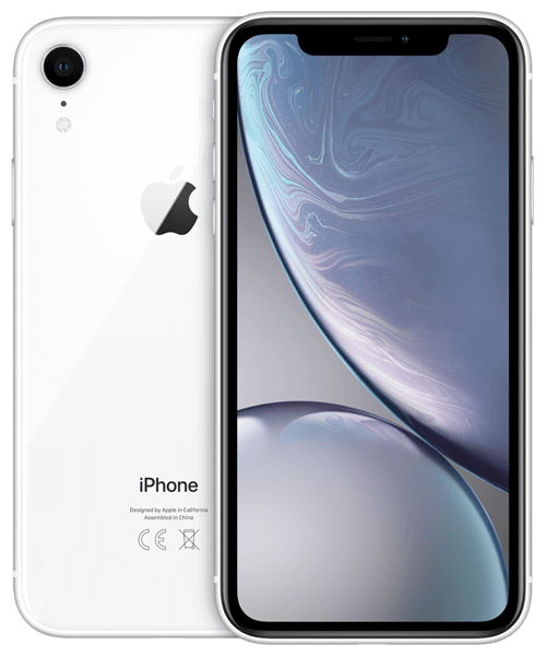 Apple iPhone XR Front-Backansicht