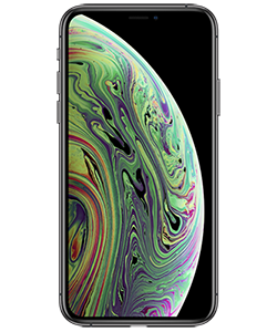 Apple iPhone XS grau