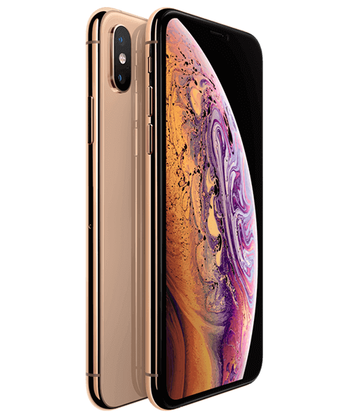 Apple iPhone XS 64GB Front-Backansicht