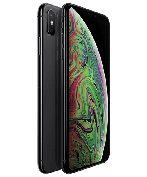 Apple iPhone XS Max 64GB Front-Backansicht