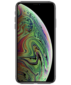 iPhone XS Max 256GB Spacegrau