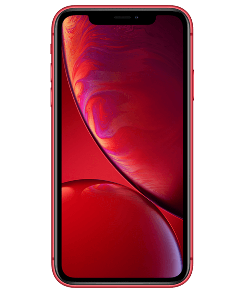 Apple iPhone XR 64GB Frontansicht