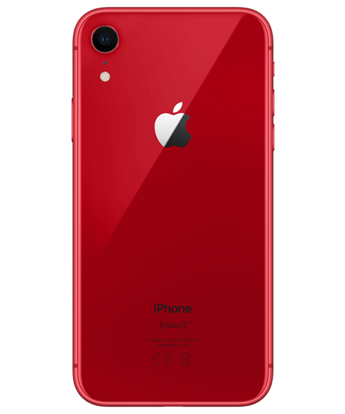 Apple iPhone XR 64GB Rückansicht
