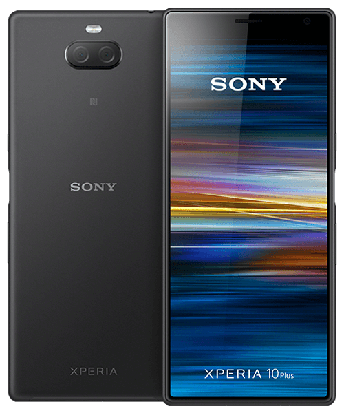 Sony Xperia 10 Plus Dual SIM Front-Backansicht