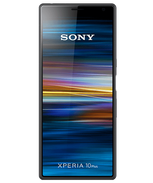 Sony Xperia 10 Plus Dual SIM Frontansicht