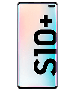 Galaxy S10+ Dual SIM 128GB prism white