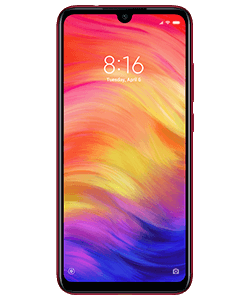 Redmi Note 7 Dual SIM 32GB red