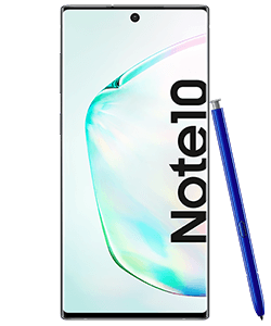 Galaxy Note 10 Dual SIM 256GB aura glow