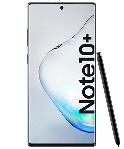 Galaxy Note 10+ Dual SIM 256GB aura black